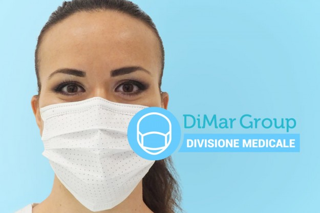 Sito e-commerce DiMar Group Divisione Medicale